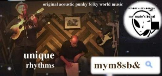 mym8sb& - The Golden Fleece, Nottingham